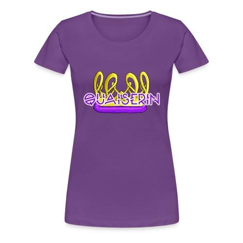 Quaiserin Frauenshirt - Frauen Premium T-Shirt