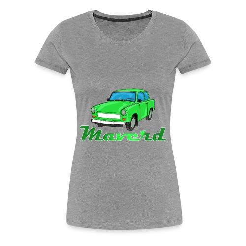 Maverd - Frauen Premium T-Shirt