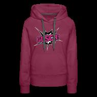 Pullover & Hoodies ~ Frauen Premium Kapuzenpullover ~ Gusch