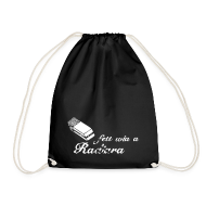 Taschen & Rucksäcke ~ Turnbeutel ~ Fett wia a Radiara