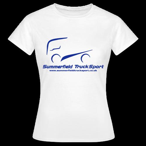 Summerfield Truck Sport - Womens T-Shirt - Women's T-Shirt