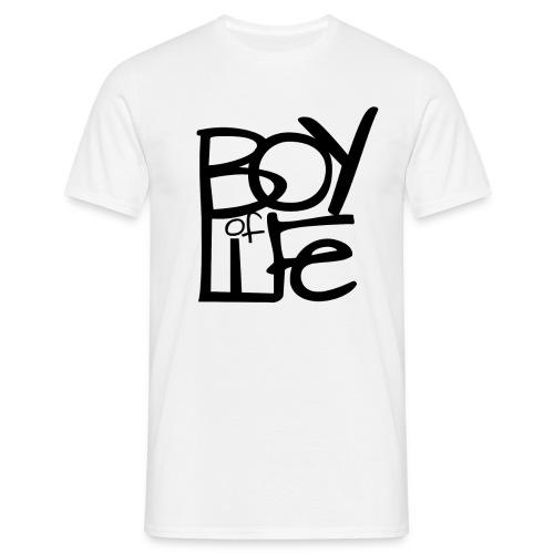 Unisex: Boy of Life T-Shirt (verschiedene Farben) - Männer T-Shirt