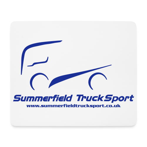 Summerfield Truck Sport Supporters Merchandise. 2017 - Mouse Mat - Mouse Pad (horizontal)