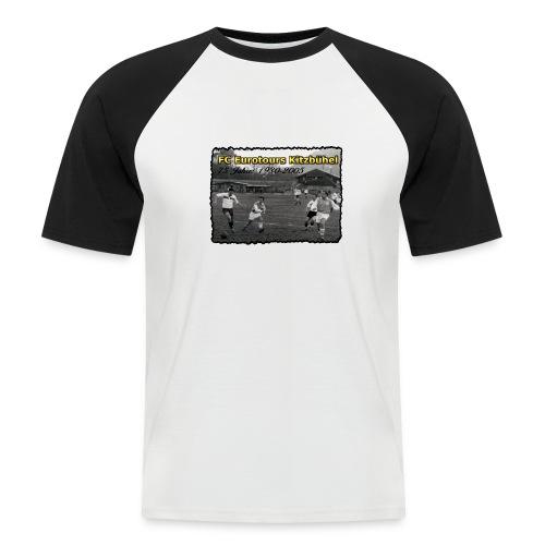 75 Jahre - T-Shirt Promodoro - Männer Baseball-T-Shirt