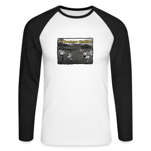 75 Jahre - Longsleeve - Männer Baseballshirt langarm