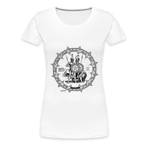 Gemini - Women's Premium T-Shirt