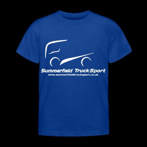 Summerfield Truck Sport Supporters Merchandise. 2016 - Kids T-Shirt - Kids' T-Shirt