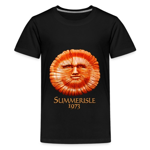 Summerisle Beltane 1973 - Teenage Premium T-Shirt