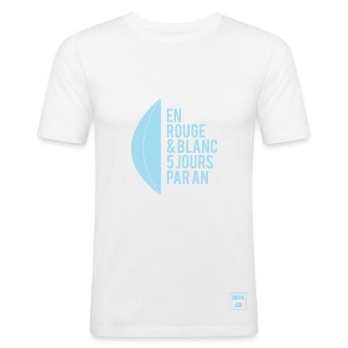 T-shirt Près du corps Homme - Ballon - T-shirt près du corps Homme
