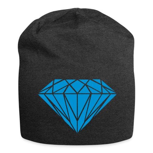 Diamond Mütze - Jersey-Beanie