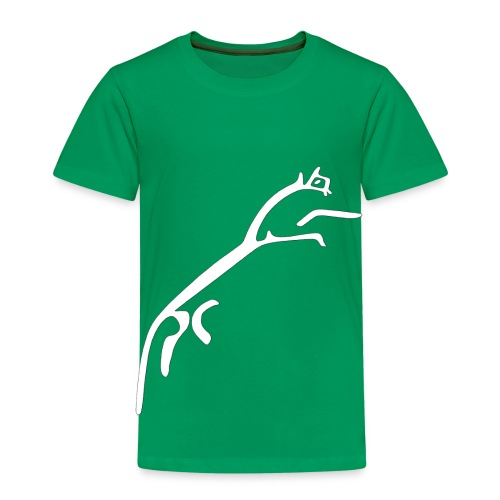 White Horse of Uffington - Kids' Premium T-Shirt