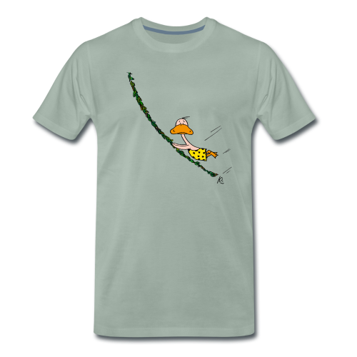 Tarzente - Männer Premium T-Shirt