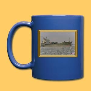 Ruhland (2) - Tasse einfarbig