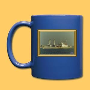 Wismar - Tasse einfarbig