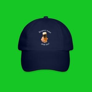 Bespaar water, drink bier! Cap - Baseballcap