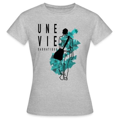 UNE VIE SABBATIQUE - T-shirt Femme