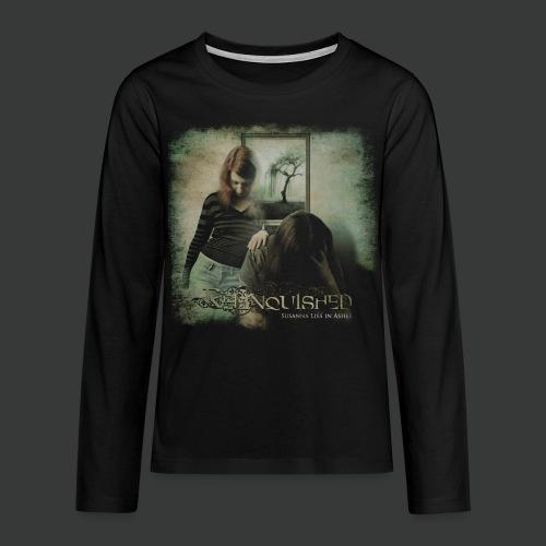 Relinquished - Susanna Lies In Ashes (Teens T-Shirt) (Vintage) - Teenager Premium Langarmshirt