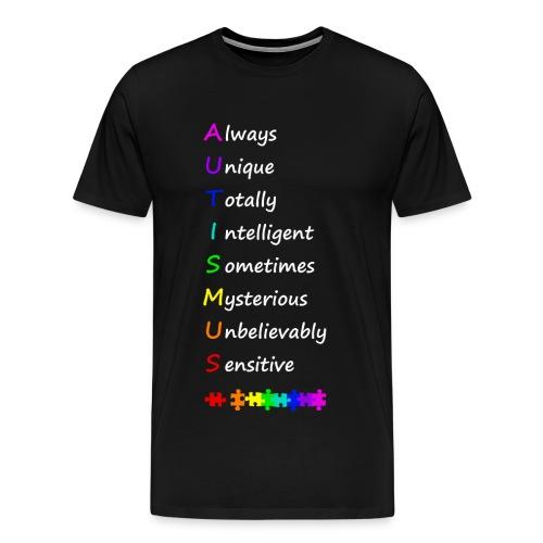 Autismus - Men's Premium T-Shirt