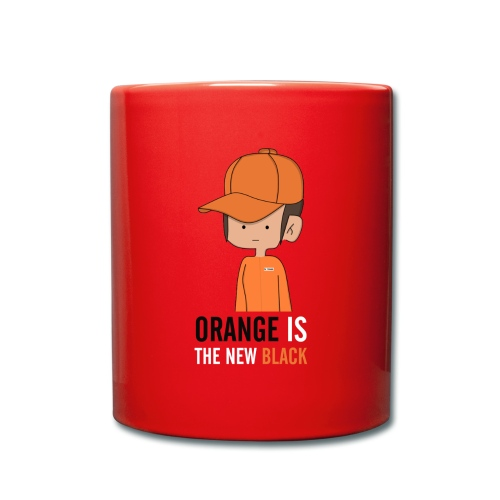 Orange is the new black Tasse - Mug uni