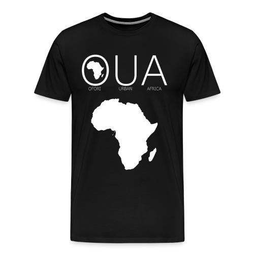 OUA Black - Men's Premium T-Shirt