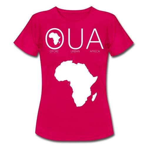 OUA Pink - Women's T-Shirt