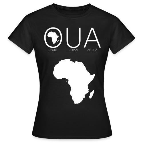 OUA Black - Women's T-Shirt