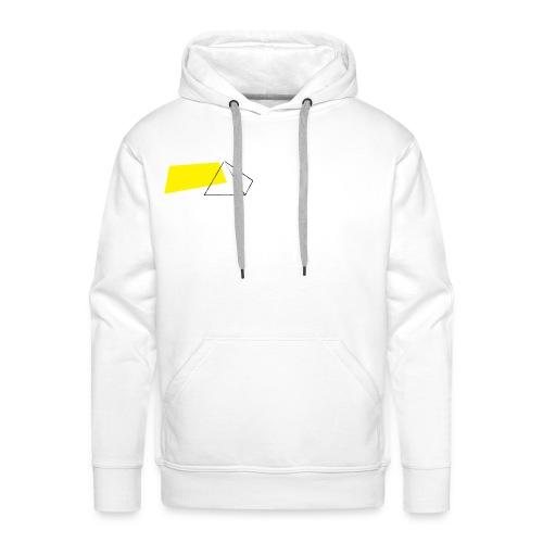 piramid hoodie mannen - Mannen Premium hoodie