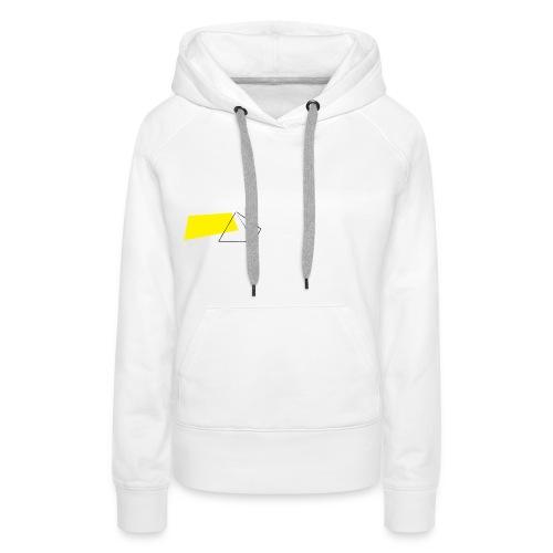 piramid hoodie vrouwen - Vrouwen Premium hoodie