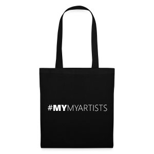 Sac shopping Myartists - Tote Bag