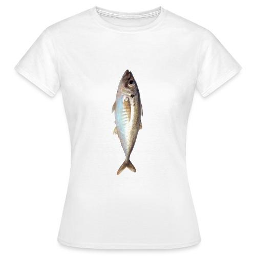 Fish shirt vrouwen - Vrouwen T-shirt