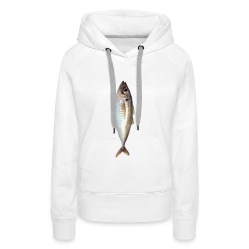 Fish hoodie vrouwen - Vrouwen Premium hoodie