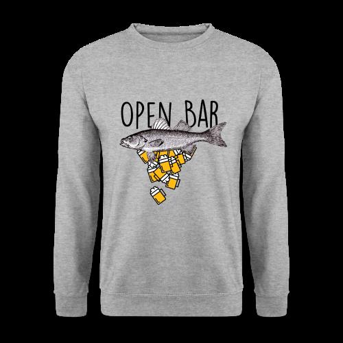 Sweat Open bar - Sweat-shirt Homme
