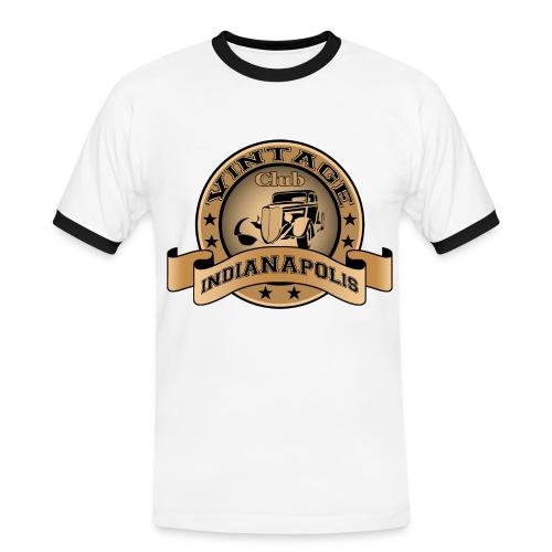 Vintage cars club - Men's Ringer Shirt