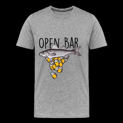 T-shirt Open bar - T-shirt Premium Homme