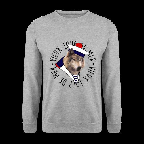 Sweat Vieux loup de mer - Sweat-shirt Homme
