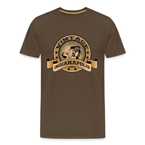 Vintage cars club - Men's Premium T-Shirt