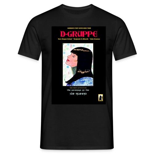 d-gruppe-front-cove.JPG - Men's T-Shirt