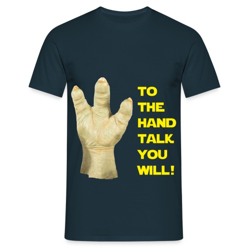 You talkin to me? - Men's T-Shirt