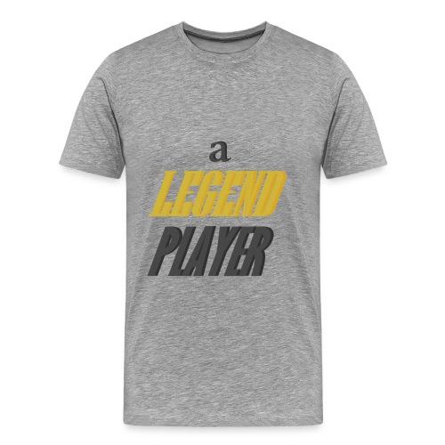 Legend Player - Men's Premium T-Shirt