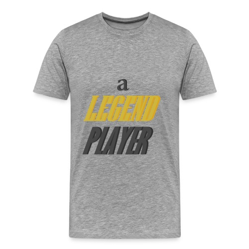 Legend Player - Men's Premium T-Shirt