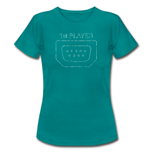Port1 [1st PLAYER] - Women's T-Shirt