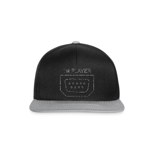 Port1 [1st PLAYER] - Snapback Cap