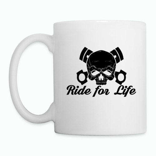 Tazza Linea Skull Ride for Life - Tazza
