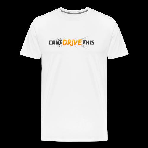 Men's Logo Shirt (Dark Logo) - Männer Premium T-Shirt