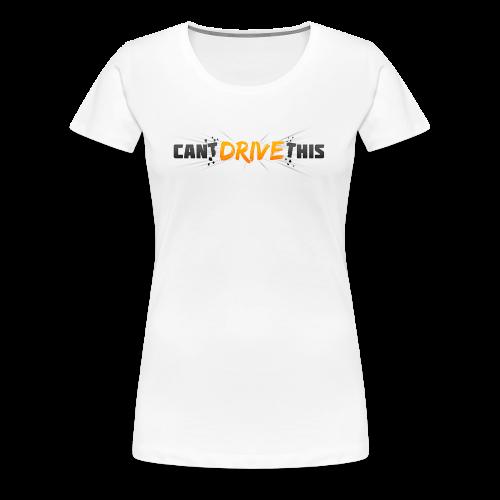 Ladies' Logo Shirt (Dark Logo) - Frauen Premium T-Shirt