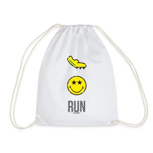 SmileyWorld RUN - Turnbeutel