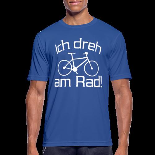 Fahrrad fahren Spruch T-Shirts - Männer T-Shirt atmungsaktiv