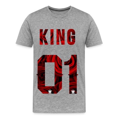 King T-Shirt - Männer Premium T-Shirt