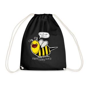 Ich bin eine Biene - Bag - Turnbeutel