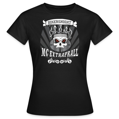 BikersNight 2016 - Mädels - Frauen T-Shirt